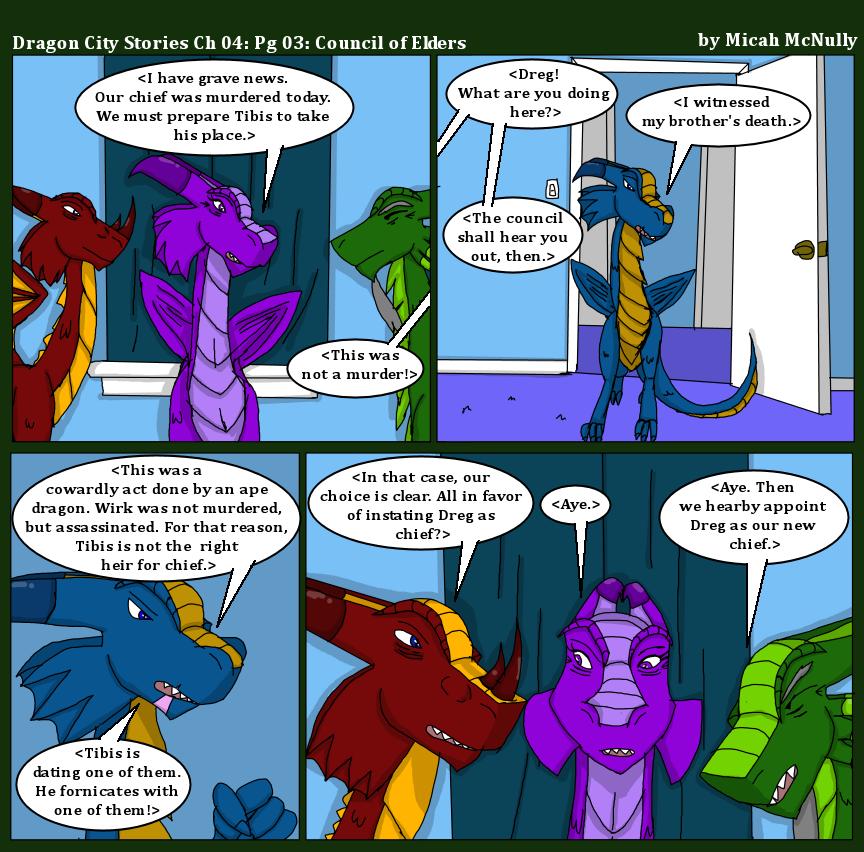 Ch 04: Pg 03: Council of Elders