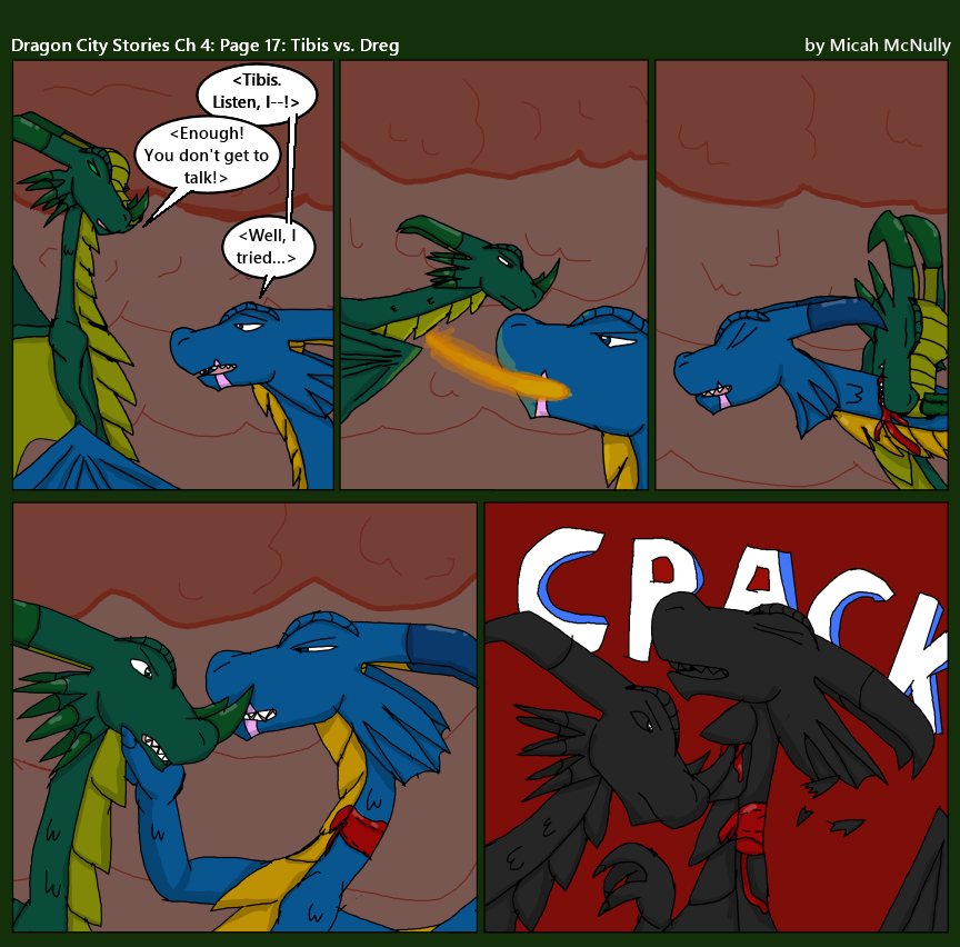 Ch 4: Page 17: Tibis vs. Dreg